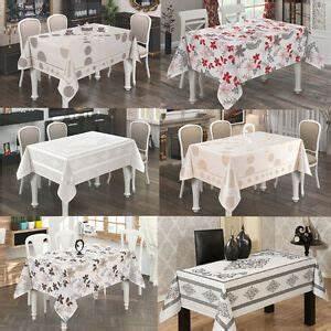 Damast Tischdecke Weiß : top elegante damast tischdecke rechteckig 160x220 cm in ~ Watch28wear.com Haus und Dekorationen