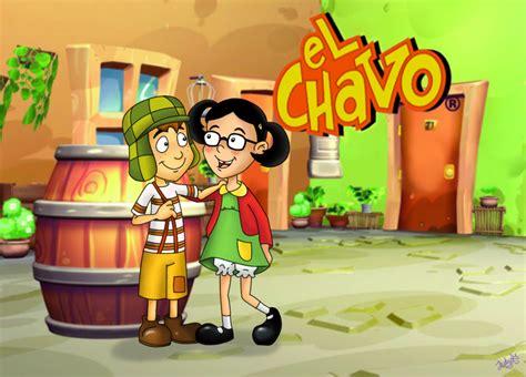 El Chavo Y La Chilindrina By Re-ed On Deviantart