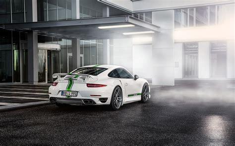 Techart Power Kit Porsche 911 Turbo 2 Hd Desktop Wallpaper