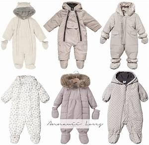 Babyoverall vinter