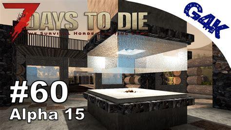 7 Days To Die Gameplay Alpha