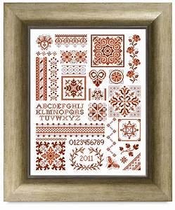 Sampler Cross Stitch Free Cross Stitch Patterns