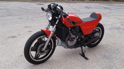 1982 honda cx gl500 cafe racer for sale
