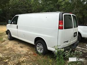 2011 Chevrolet Express 1500 Cargo Van For Sale