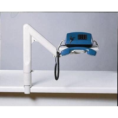 support telephone bureau bras telephone telephone telescopique achat fixation