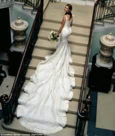 kate middleton39s wedding dress designed by alexander With sarah burton wedding dresses
