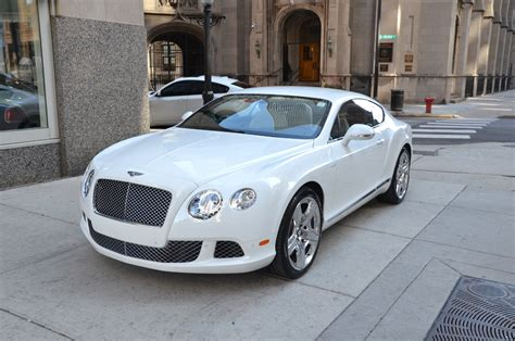 white bentley bentley continental gt white image 310