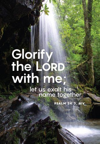 psalm  glorify  lord   church worship