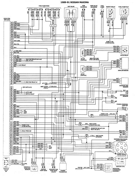 89 325i Ac System Diagram by Nissan 2 4 1997 Auto Images And Specification