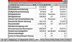 Vermieter Nebenkostenabrechnung Vorlage : excel betriebskostenabrechnung betriebskosten ~ Michelbontemps.com Haus und Dekorationen