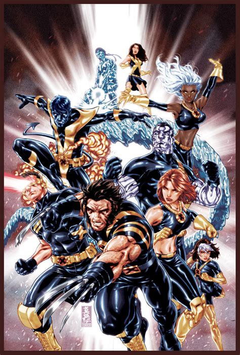 Ultimate Xmen (tv Series)  Idea Wiki  Fandom Powered By