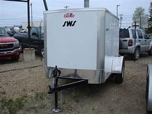 U201cc U201d Series 5 U2019x8 U2032 Enclosed Cargo Trailer