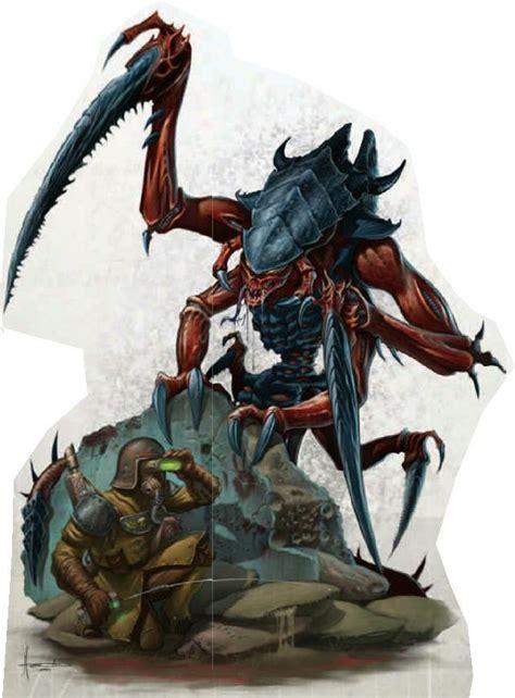 ravener raveners tyranids terror vs tyranid 40k warhammer termagant krieg imperial guard warhammer40k profile space trooper chaos imperator guides these