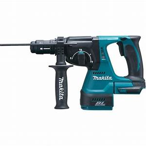 Perforateur Burineur Sans Fil : makita perforateur burineur sds plus 18v dhr243zj solo ~ Premium-room.com Idées de Décoration