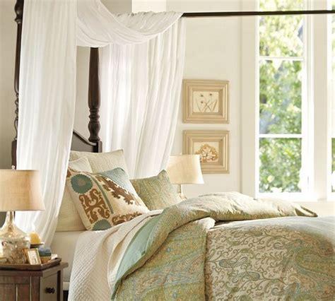 deko schlafzimmer ideen buchemöbel die passenden gardinen und vorh 228 nge schm 252 cken die fenster