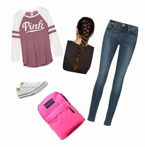 20 Cute Outfits for School - Youu0026#39;re So Pretty