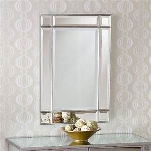Decorative Items : A Full-length Wall Mirror To Open Up