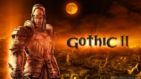 Gothic Ii Full Hd Wallpaper And Background Image