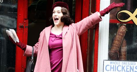 marvelous  maisel pilot  housewife double life