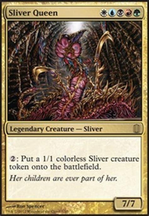sliver queen legacy deck