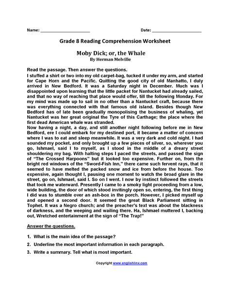 43 new reading comprehension worksheets for grade 3 pdf