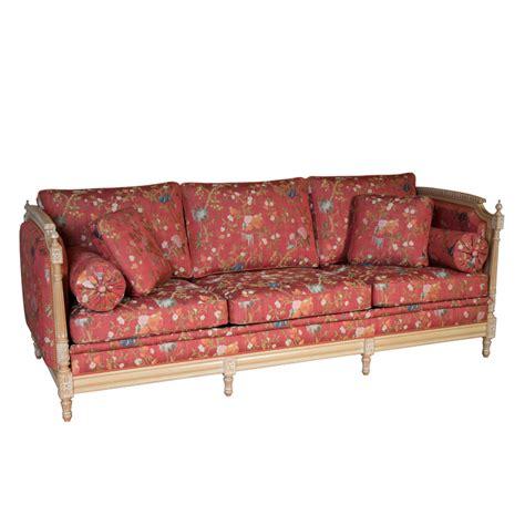 canapé de repos canapé lit de repos érouse style louis xvi louis
