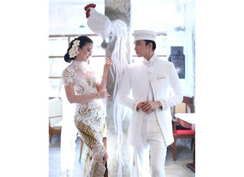 jas  beskap  pengantin pria weddingkucom
