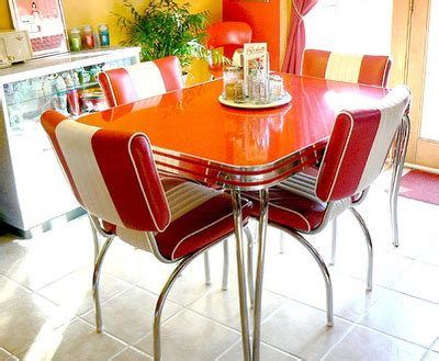 retro dining table and chairs for pr 225 cticas mesas para tu comedor de diario comedor 9754