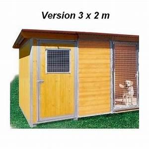 Chenil Extérieur Pour Chien : chenil eleveur protection pour chien enclos pour chien parc chien chenils et accessoires ~ Melissatoandfro.com Idées de Décoration