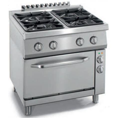 agencement cuisine professionnelle fours à gaz entreprises