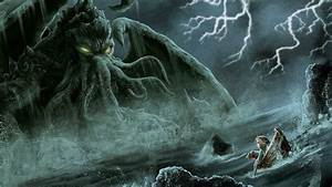 Real giant sea monsters, Leviathan, Sharktopus so weird ...