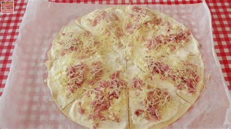 recette de croissant jambon mozzarella rapide facile gastronome 2 0