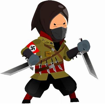 2d Character Animation War Assassin Games Idle