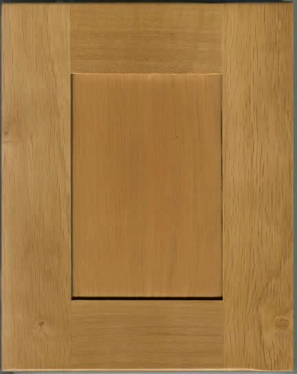 Shaker Cabinet Doors Unfinished by Pre Finished Shaker Style Oak Kitchen Cabinets We Ship