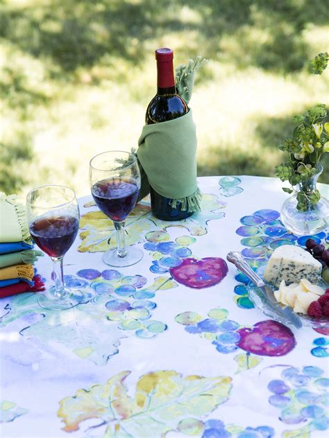 country kitchen tablecloths wine country tablecloth linens kitchen tablecloths 2906