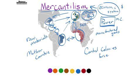 mercantilism definition  kids youtube