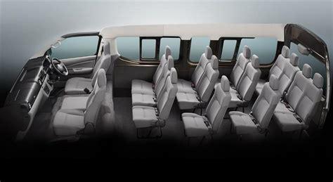 nissan urvan 2013 interior nissan ashok leyland to launch nv350 caravan in india