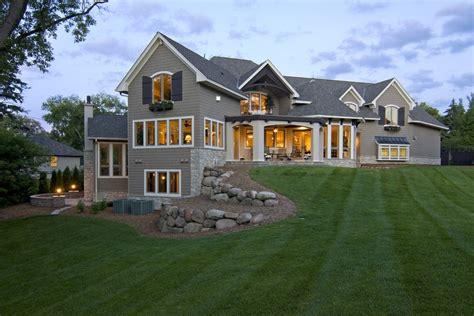 walkout basement house plans wood new home design find