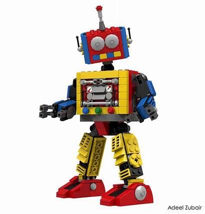 Lego Robot Clipart Clockwork Creator Clip Panda