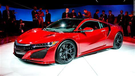 acura sports car nsx price acura reveals nsx hybrid supercar