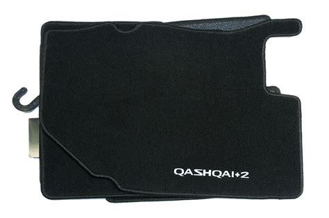 floor mats qashqai nissan genuine qashqai 2 car floor mats luxury velour tailored front rear x6