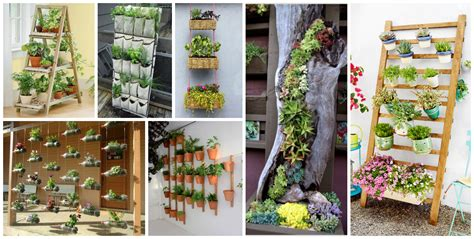 Cheap Kitchen Ideas For Small Kitchens - 10 diy vertical garden ideas