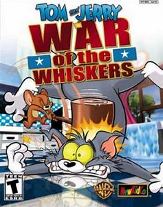 'Tom and Jerry: War of the Whiskers' Cheats for PS2