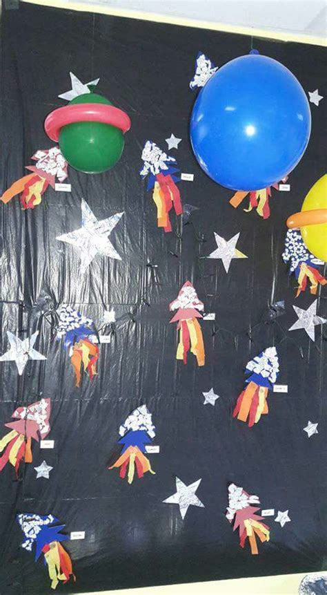 space crafts  preschoolers funny crafts