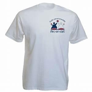Tee Shirt A Personnaliser : tee shirt blanc personnalisable ~ Melissatoandfro.com Idées de Décoration