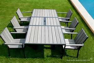 Table De Jardin Bois Pas Cher : table jardin aluminium pas cher les cabanes de jardin abri de jardin et tobbogan ~ Teatrodelosmanantiales.com Idées de Décoration