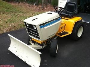 Tractordata Com Cub Cadet 1811 Tractor Photos Information