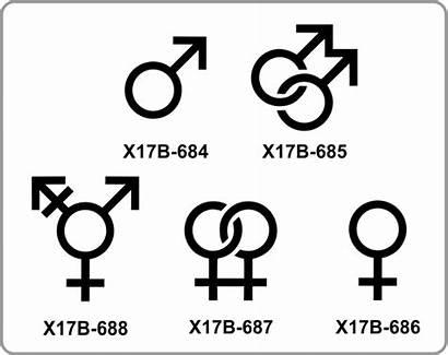 Pride Lgbtq Clip Designs Symbols Layouts Inspiration