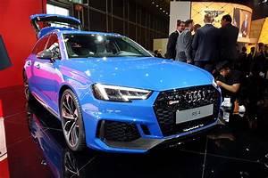 Audi Rs 4 : new 444bhp audi rs4 avant on sale from 61 625 auto express ~ Melissatoandfro.com Idées de Décoration