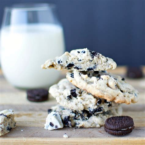 With this simple recipe, you'll have a hershey's syrup that's even better than the. Cookies n' Creme Pudding Cookies - A baJillian Recipes